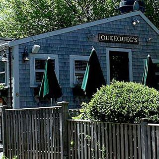 A photo of Queequeg's restaurant