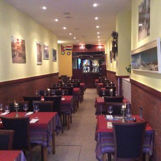 A photo of Sherpa restaurant