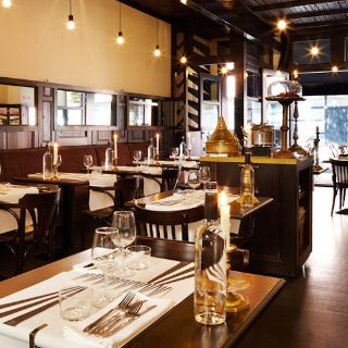 A photo of Mamouche restaurant