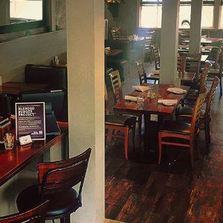 A photo of Park Place restaurant