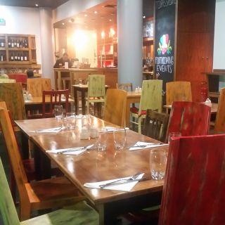 A photo of Alla Salute Trattoria restaurant