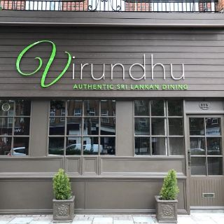 A photo of Virundhu restaurant