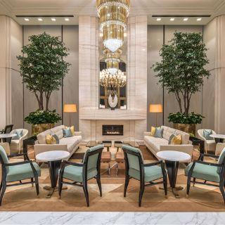 The Lobby Lounge at Waldorf Astoriaの写真