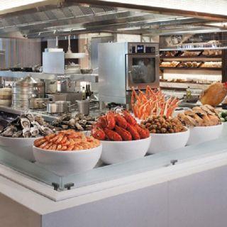 A photo of Marriott Cafe - Singapore Marriott Tang Plaza Hotel restaurant