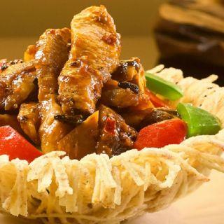 A photo of Wan Hao Chinese Restaurant - Singapore Marriott Tang Plaza Hotel restaurant