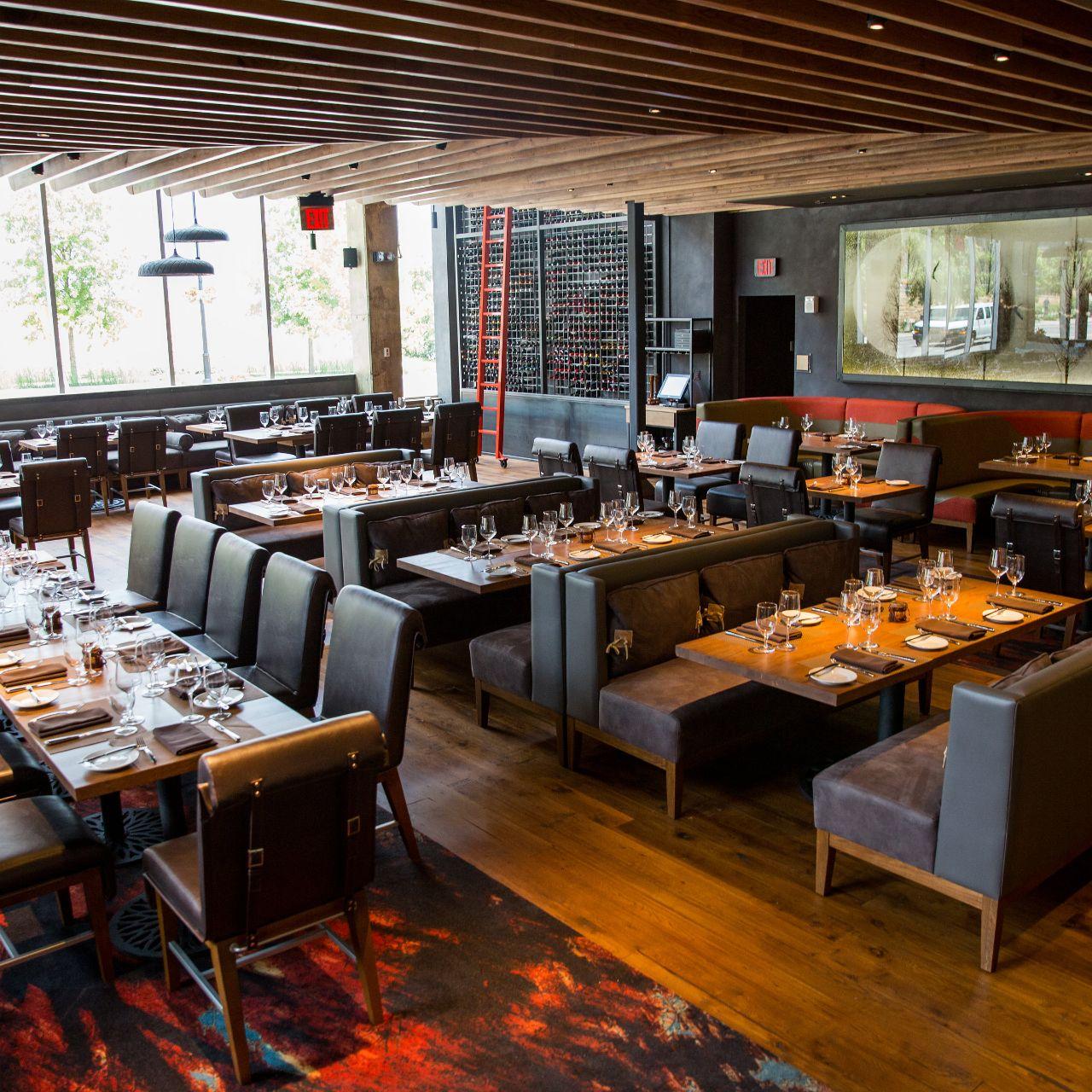 Oak Steakhouse Nashville Restaurant