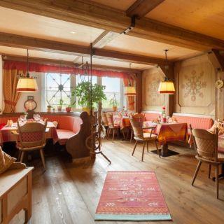Foto von Restaurant vom Hotel Nesselwanger Hof Restaurant