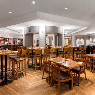 A photo of Seigneurie Bar Bistro restaurant
