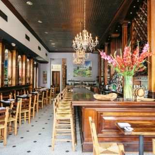 A photo of Coquette restaurant