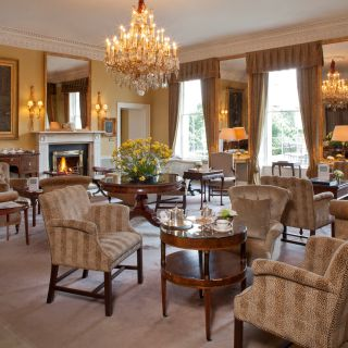 A photo of Afternoon Tea at The Merrion Hotel restaurant