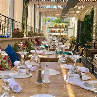 A photo of 264 Fresco restaurant