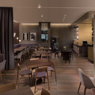 Foto von Alto Restaurant im Adina Apartment Hotel Nürnberg Restaurant