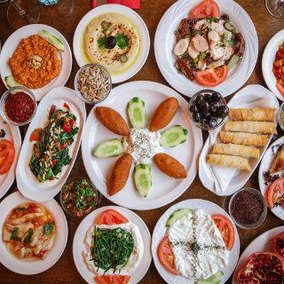 A photo of Orontes De Pijp restaurant