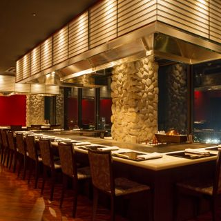 A photo of Teppanyaki Gojozaka - Kobe Seishin Oriental Hotel restaurant