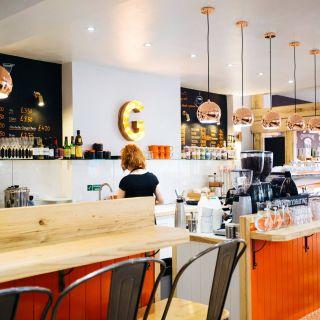 Afternoon Tea at Café G
