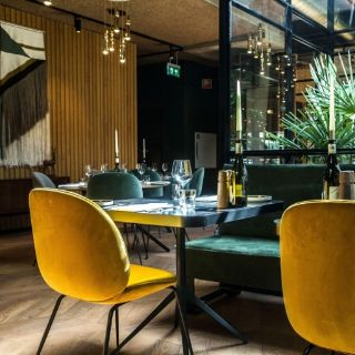 A photo of The Lobby Fizeaustraat restaurant
