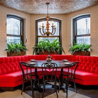 A photo of Buttermilk & Bourbon restaurant