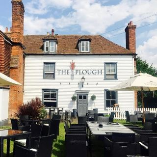 A photo of The Plough at Langley restaurant