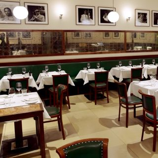 A photo of Einstein Unter den Linden restaurant