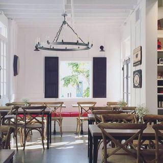 A photo of Basque Boulangerie Cafe restaurant