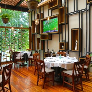 Foto von La Mansion - Tuxtla Gutierrez Restaurant