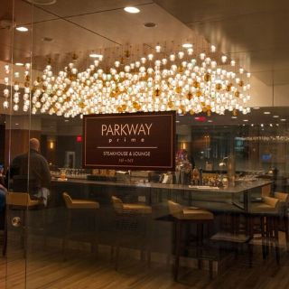 A photo of Parkway Prime -Doubletree by Hilton Niagara Falls New York restaurant