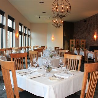 A photo of OLiV Tapas Bar & Restaurant at Strewn Winery restaurant