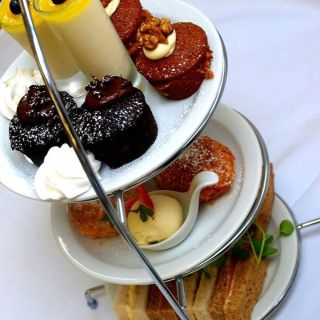 A photo of Afternoon Tea at the Orangery Restaurant restaurant