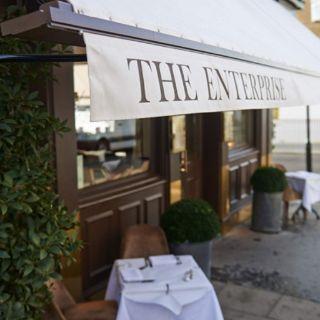 A photo of The Enterprise restaurant