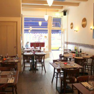 A photo of Thai & Co Amsterdam restaurant