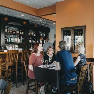 A photo of Patrono restaurant