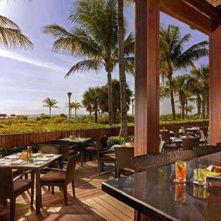 A photo of Ocean Grill at The Setai restaurant