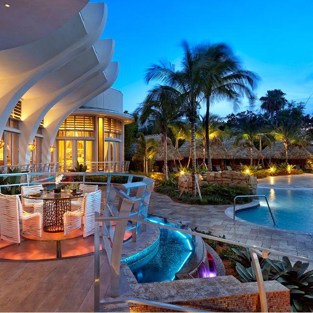 Seminole hard rock hotel & casino hollywood fl package