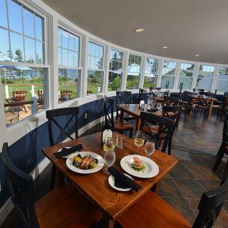 A photo of Newagen Seaside Inn restaurant