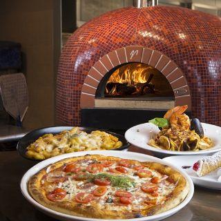 A photo of Il Forno a Legna restaurant