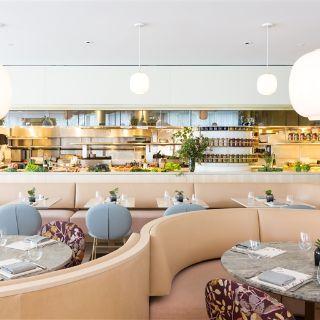 A photo of Botanist restaurant