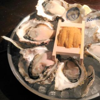 A photo of Fish House Oyster Bar Ebisu restaurant