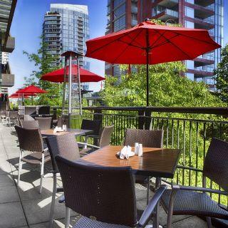 A photo of p2b bistro & bar restaurant