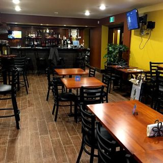 A photo of Saperavi restaurant