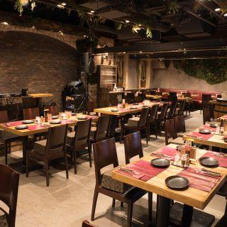 A photo of Tucano's Shibuya restaurant
