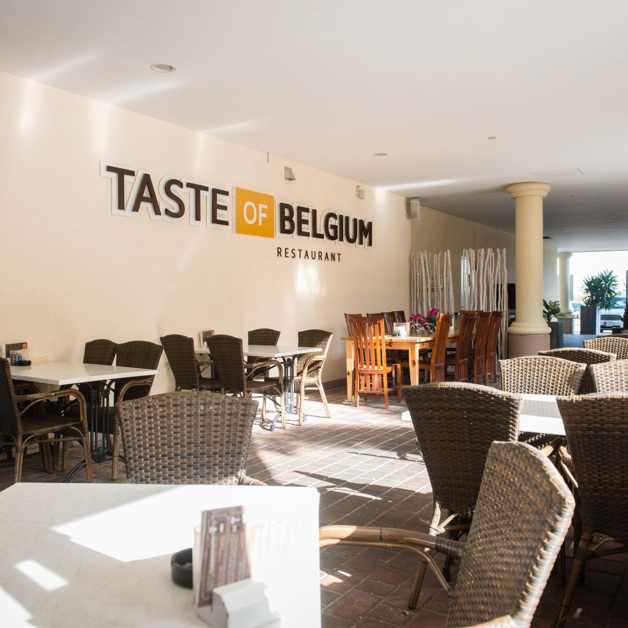 Egg Chair Roze.Taste Of Belgium Restaurant Palm Beach Aruba Opentable