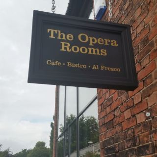 A photo of The Opera Tea Rooms restaurant