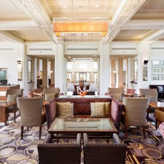 A photo of The Tea Lounge - Hyatt Hotel Canberra restaurant