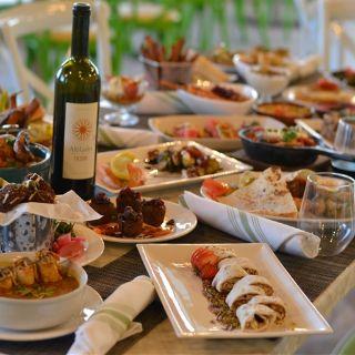 A photo of Zåtar Lebanese Tapas & Bar restaurant