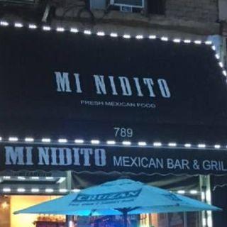 A photo of Mi Nidito restaurant