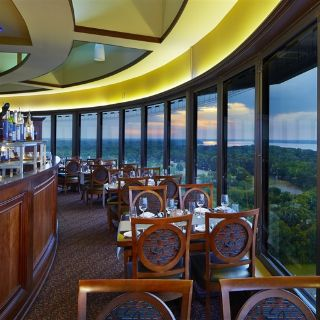 A photo of Marriott Shoals - 360 Grille - Florence restaurant