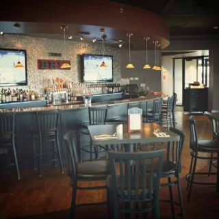 A photo of The Brik Bar And Grill restaurant