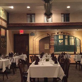 A photo of Acqua E' Farina restaurant