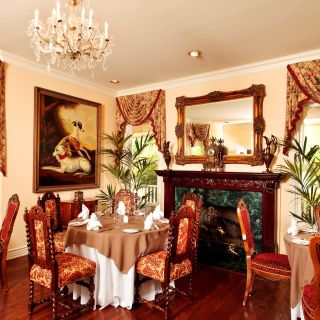 A photo of Restaurant506 at The Sanford House restaurant
