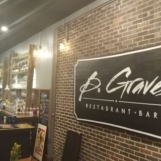 A photo of B Graves restaurant
